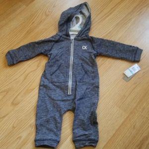 *New Calvin Klein baby jumper
